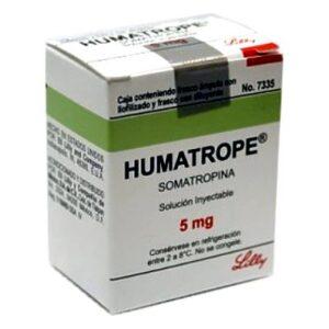 Humatropin